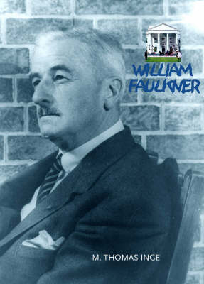 Faulkner: An Illustrated Life (Hardback)