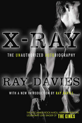 X-ray: The Unauthorized Autobiography (Paperback)