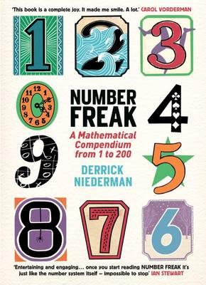 Number Freak (Paperback)