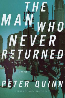 The Man Who Never Returned (Paperback)