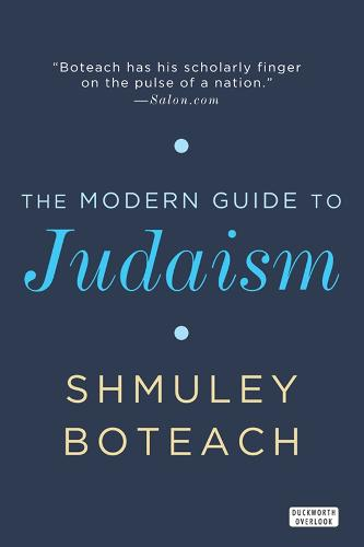 The Modern Guide to Judaism (Paperback)