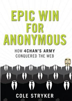 Epic Win For Anonymous (Hardback)