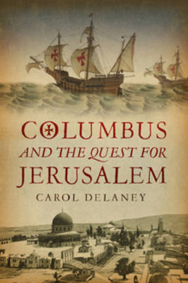 Columbus And The Quest For Jerusalem (Paperback)