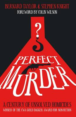 Perfect Murder: A Century of Unsolved Homicides (Paperback)