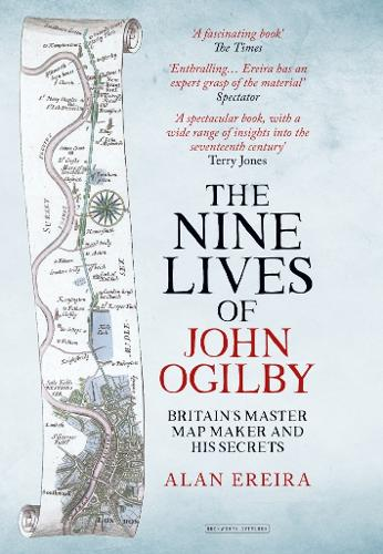 The Nine Lives of John Ogilby (Hardback)