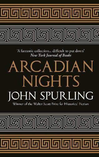 Arcadian Nights: Greek Myths Reimagined (Paperback)