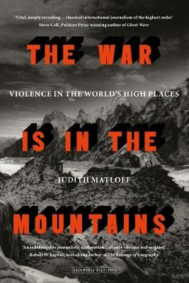 The War is in the Mountains (Paperback)