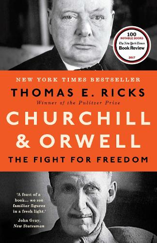 Churchill and Orwell (Paperback)