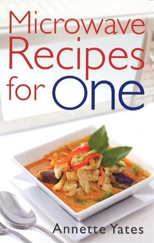 Microwave Recipes For One (Paperback)