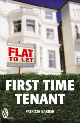 First Time Tenant (Paperback)