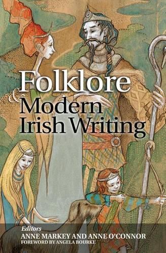 Folklore and Modern Irish Writing (Paperback)