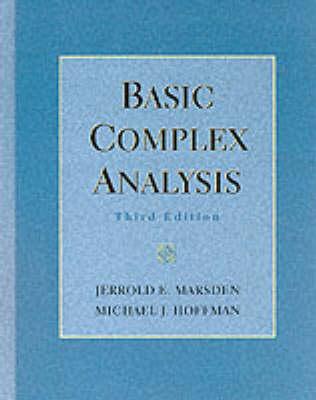 Basic Complex Analysis (Hardback)