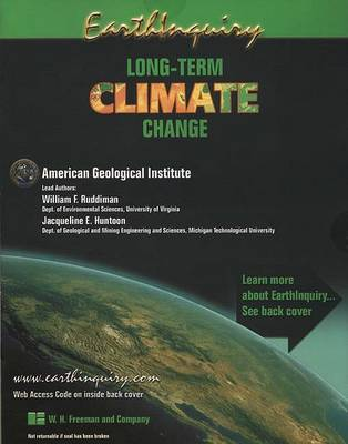Earthinquiry: Climate (Paperback)