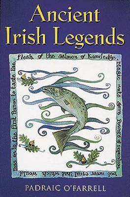 Ancient Irish Legends (Paperback)
