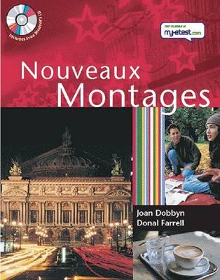 Nouveaux Montages: Teacher's Book (CD-Audio)