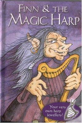 Finn and the Magic Harp (Hardback)