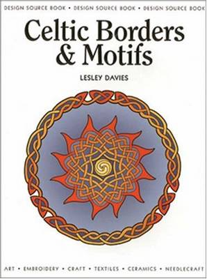 Celtic Borders and Motifs (Paperback)