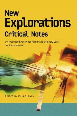 New Explorations Critical Notes 2008 (Paperback)