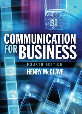Communication for Business (Paperback)
