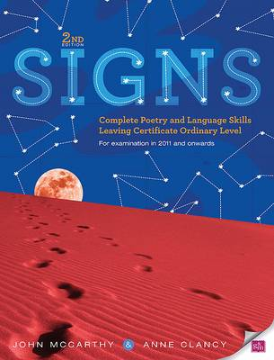 Signs: Complete Poetry and Language Skills Leaving Certificate Ordinary Level (Paperback)