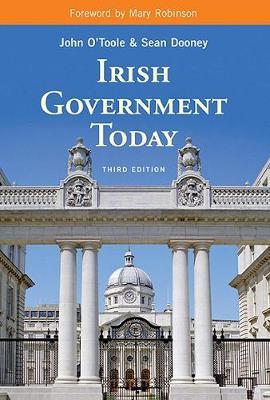 Irish Government Today (Paperback)