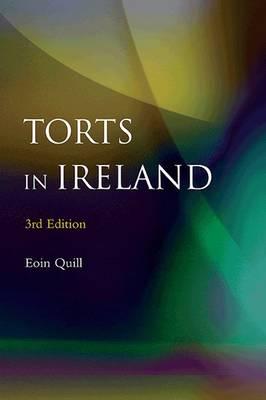 Torts in Ireland (Paperback)