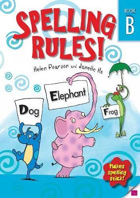 Spelling Rules B - Spelling Rules (Paperback)