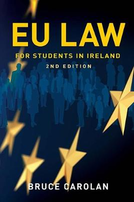 EU Law for Students in Ireland (Paperback)