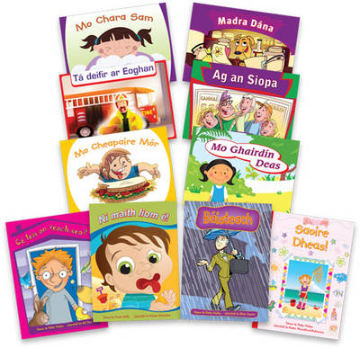 Leimis le Cheile Junior Standard: 10 titles - Leimis Le Cheile (Paperback)