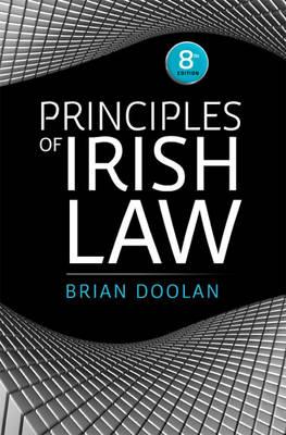 Principles of Irish Law (Paperback)