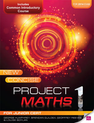 New Concise Project Maths 1: for Junior Cert (Paperback)