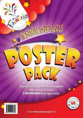 Senior Infants Posters - Fireworks English (Poster)