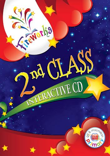 2nd Class Interactive CD - Fireworks English (CD-ROM)