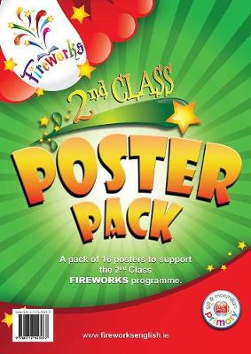 2nd Class Posters - Fireworks English (Poster)