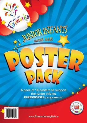 Junior Infants Posters - Fireworks English (Poster)