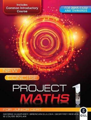 New Concise Project Maths 1: for Junior Certificate - Project Maths (Paperback)