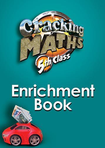 Cracking Maths 5th Class Enrichment Book - Cracking Maths (Paperback)