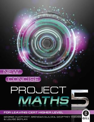 New Concise Project Maths 5: for Leaving Certificate Higher Level - Project Maths (Paperback)