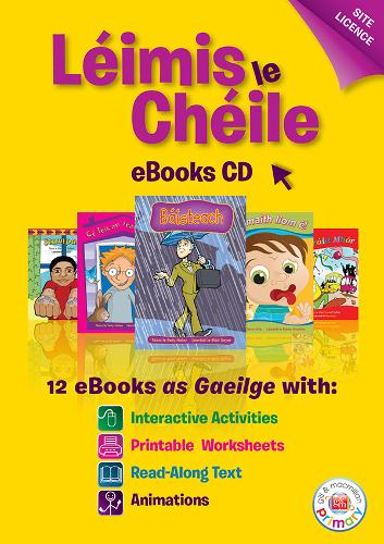 Leimis le Cheile ebooks CD - Leimis Le Cheile (CD-ROM)