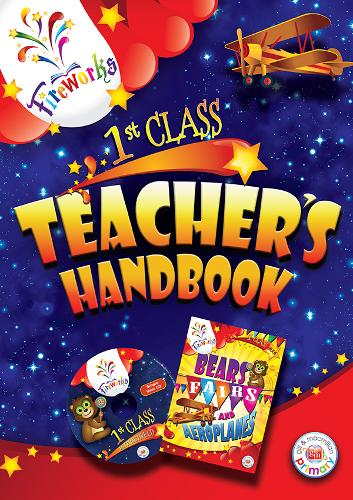 Bears, Fairs and Aeroplanes 1st Class Teacher's Book - Fireworks English (Paperback)