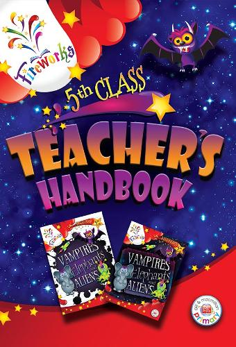Vampires, Elephants and Aliens 5th Class Teacher's Book - Fireworks English (Paperback)