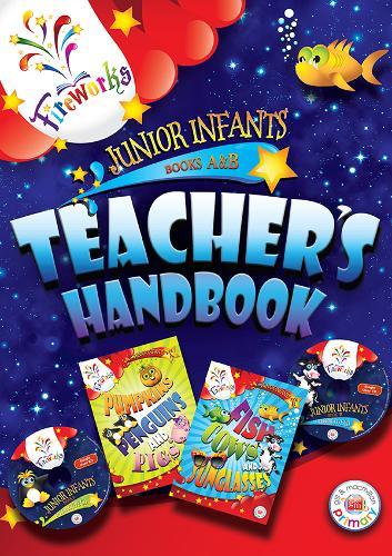 Junior Infants Teacher's Book - Fireworks English (Paperback)