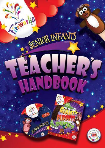 Giants, Puppets and Ducks Senior Infants Teacher's Book - Fireworks English (Paperback)