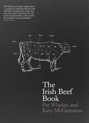 The Irish Beef Book (Hardback)