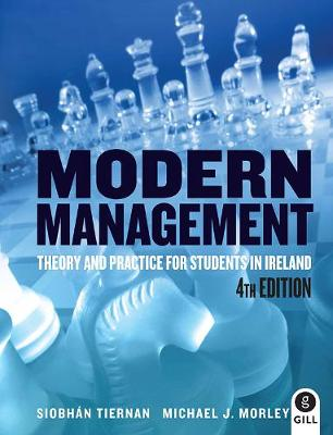 Modern Management: Theory and Practice for Students in Ireland (Paperback)