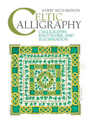 Celtic Calligraphy (Spiral bound)