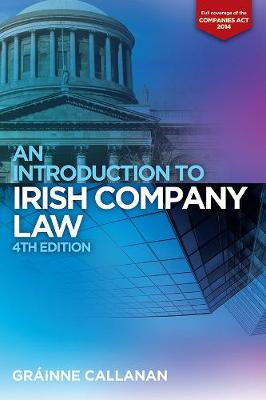 An Introduction to Irish Company Law (Paperback)