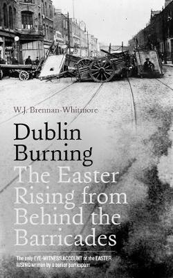 Dublin Burning: The Easter Rising from Behind the Barricades (Hardback)