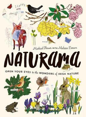 Naturama: Open Your Eyes to the Wonders of Irish Nature (Hardback)