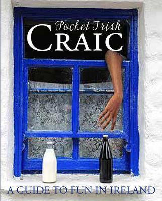 Pocket Irish Craic (Hardback)